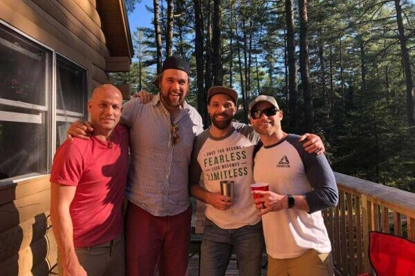 Bachelor Party at Northern Outdoors
