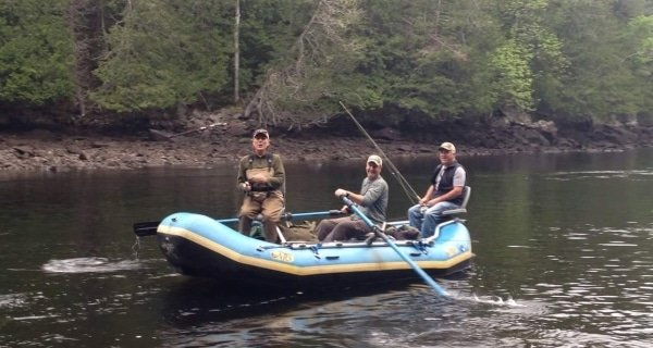 Maine Fly Fishing Trips