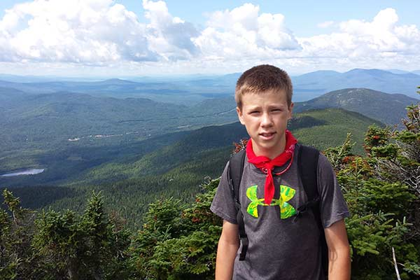 Maine hiking - Northern Outdoors
