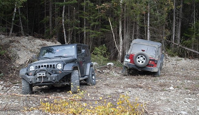 north woods vehicles