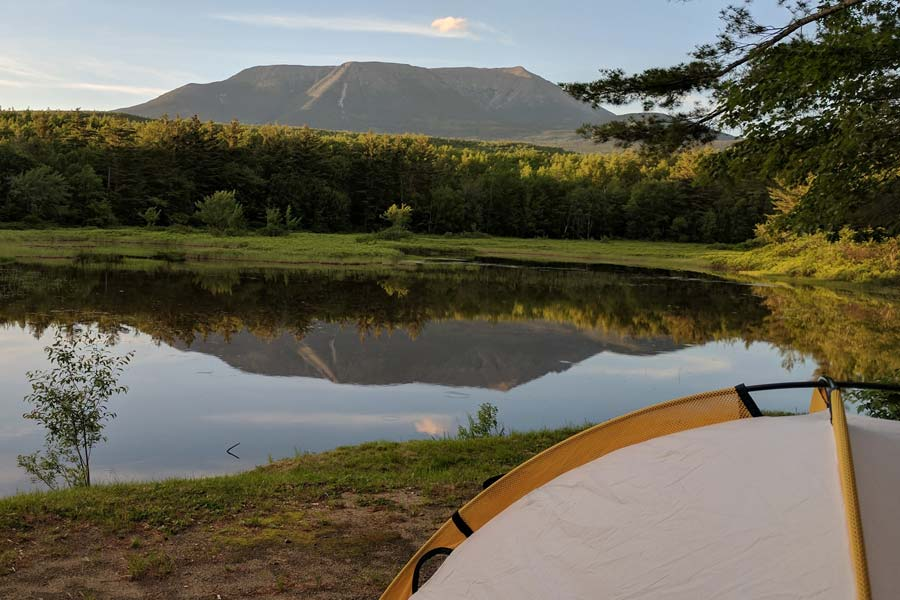 Baxter State Park camping
