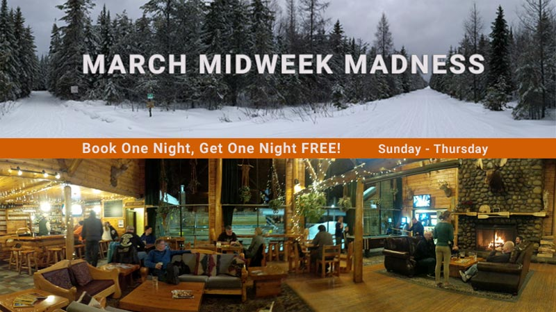 Snowmobile Special - March Madness Discount
