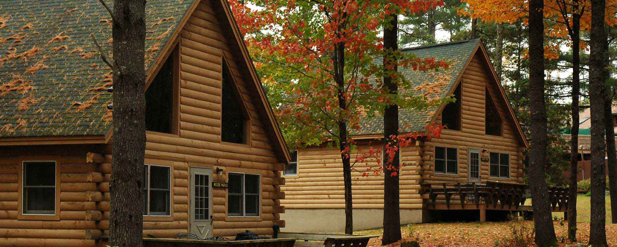 Cabin Rentals The Forks Maine