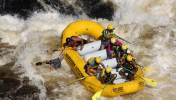 Penobscot Rafting, Safety First!