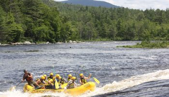 Penobscot River Camping and Rafting Review