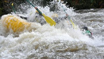 Excellent & Thrilling White Water Rafting