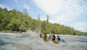When Will Rafting Season Begin in 2021?
