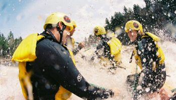 Dead River Rafting: Huge Water Scheduled for May