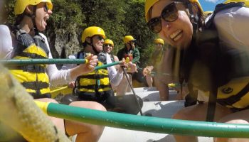 Maine Rafting and Adventure Vacations