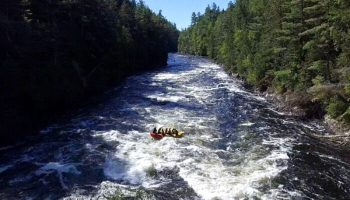 Awesome Rafting Experience! Kennebec River