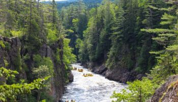 USA Today's 10Best Readers' Choice Award - Best White Water Rafting Tour