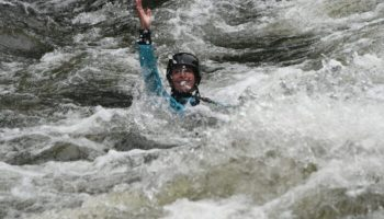 Maine Whitewater Rafting Guide Eileen Russell