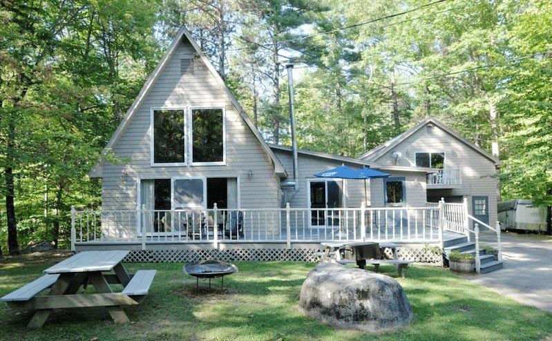 Big Moose Inn Cabin Rental