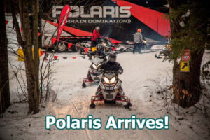 Polaris Snowmobiles Terrain Domination Challenge -Northern Outdoors
