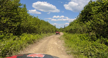 Atv Trail Riding In The Forks Maine Four Wheeling Adventures